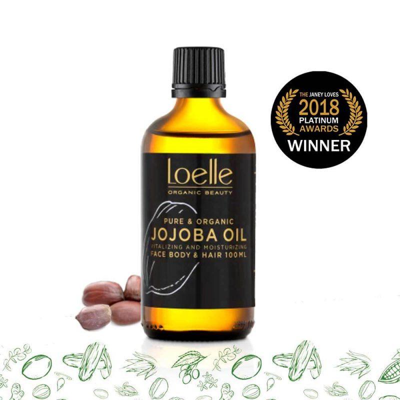 Loelle - Jojobaolja Ekologisk Kallpressad, 100 ml 1