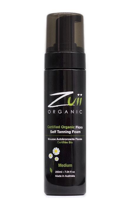 Zuii Organic - Self Tanning Foam Medium, 200 ml 1