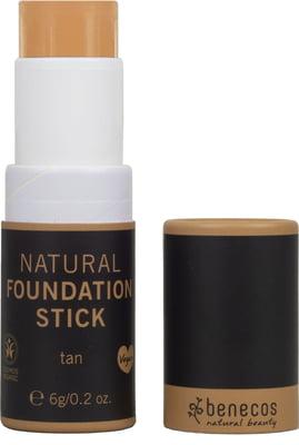 Natural Foundation Stick Tan, 6 g