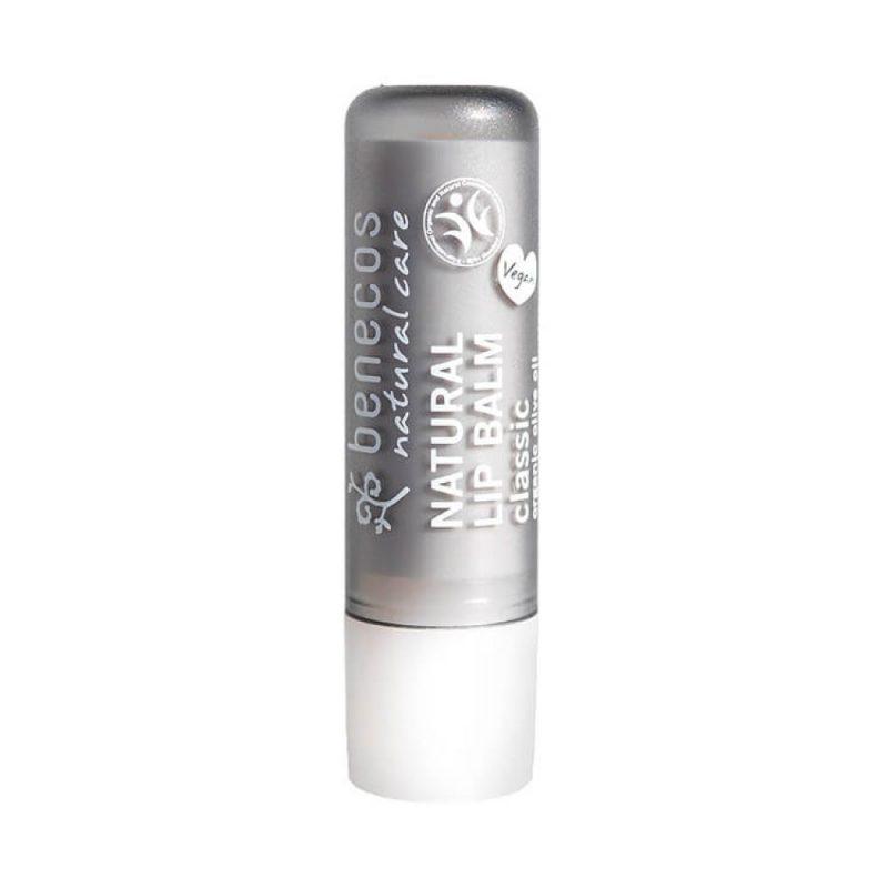 Benecos - Natural Lip Balm - Classic, 4.8 g 1