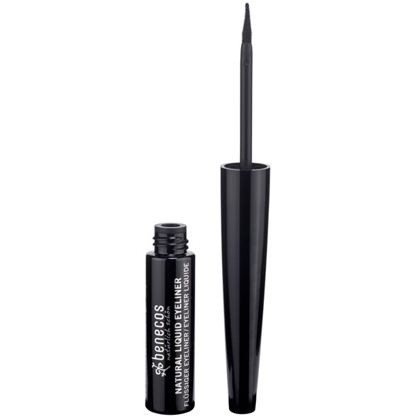 Benecos - Natural Liquid Eyeliner, 3 ml 1