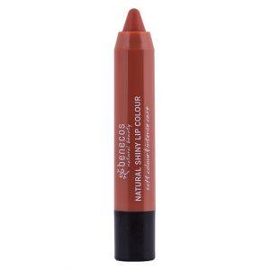 Natural Shiny Lipcolour – Rusty Rose, 4.5 g
