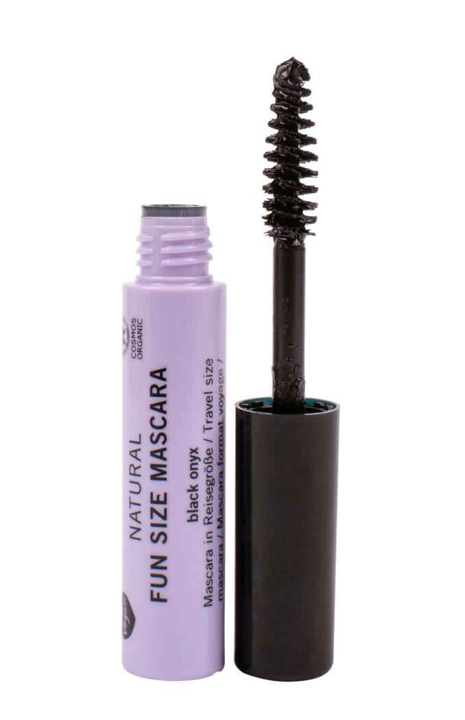 Natural Fun Size Mascara Black Onyx, 2.5 ml