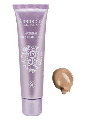 Natural BB Cream 8 in 1 – Beige, 30 ml