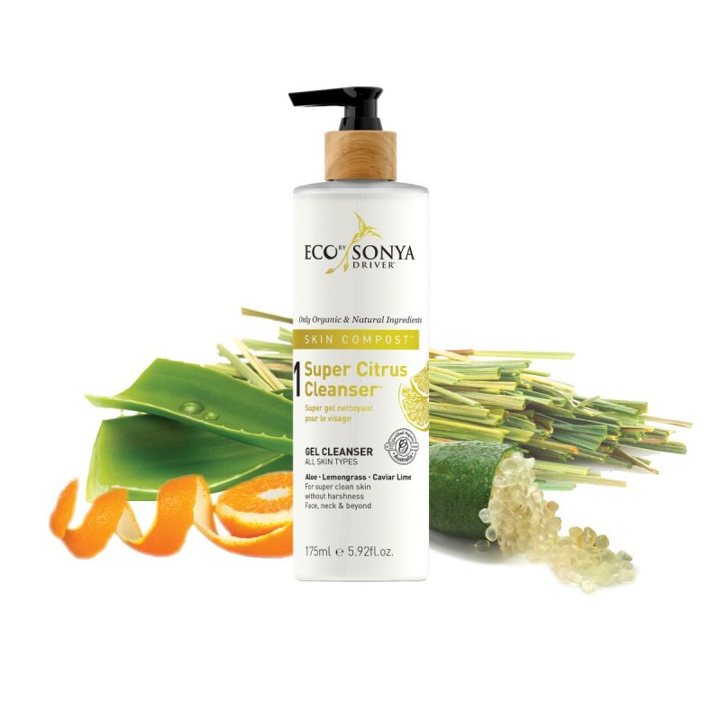 Eco by Sonya - Super Citrus Cleanser, 245 ml 1
