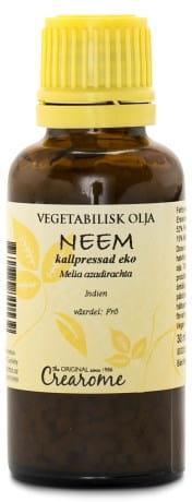 Crearome - Ekologisk Neemolja, 30 ml 1