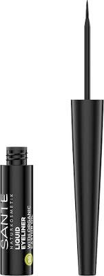 Ekologisk Flytande Eyeliner Black, 3,5 ml