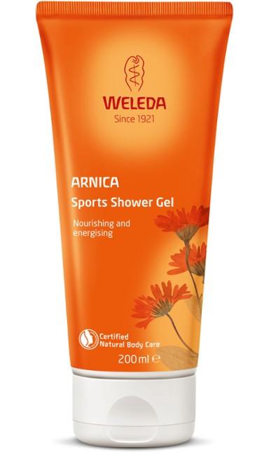Weleda - Arnica Sport Shower Gel, 200 ml 1