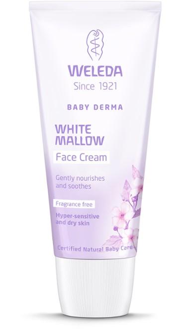 White Mallow Baby Face Cream, 50 ml