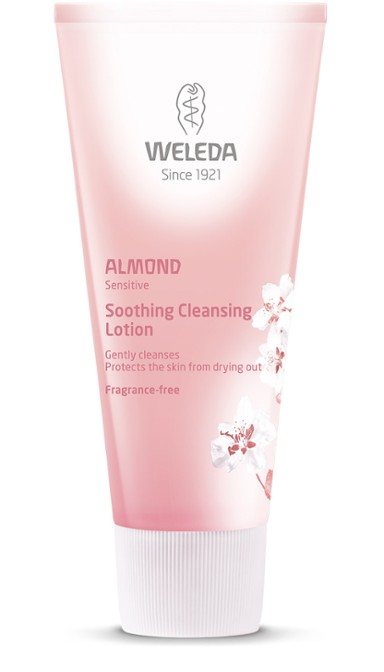 Weleda - Almond Soothing Cleansing Lotion (känslig hy), 75 ml 1