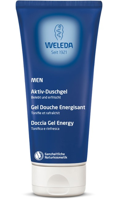 Weleda - Men Aktiv-Duschgel, 200 ml 1