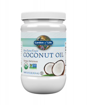 RAW Kallpressad Ekologisk Kokosolja 1