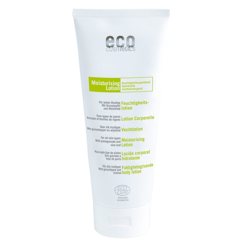 Eco Cosmetics - Bodylotion Olivblad & Granatäpple, 200 ml 1