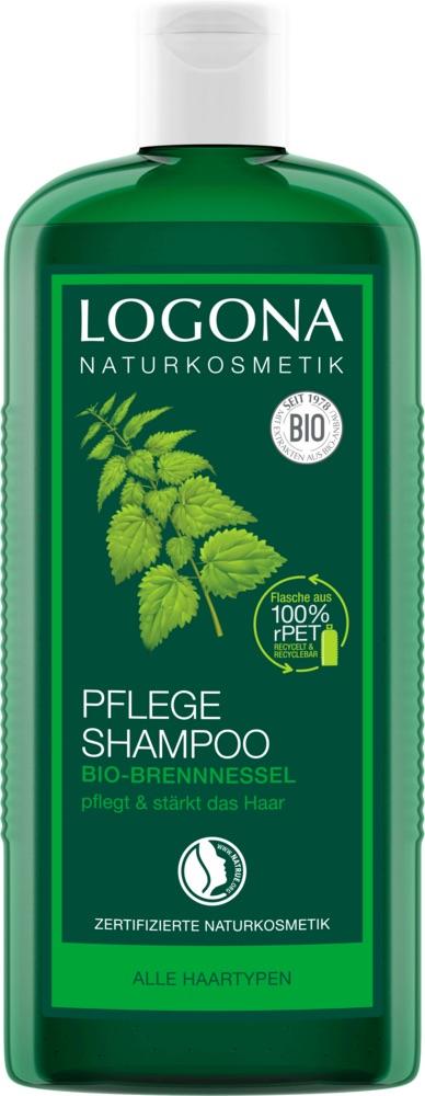 Logona - Essential Care Ekologiskt Nässelschampo, 250 ml 1