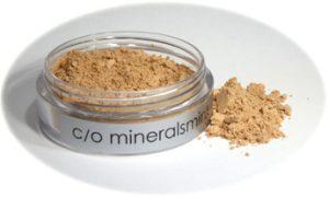 Mineral Foundation (Bas) – Mörkare Mellan