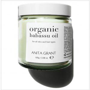 Anita Grant Organic Babassu Oil 100 ml