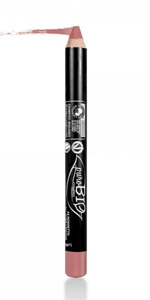 PuroBIO Cosmetics - Lipstick Pencil 24 Mauve Pink 1