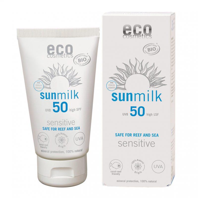 Eco Cosmetics Sun Milk SPF 50