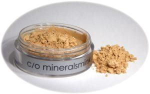 Mineral Foundation (Bas) – Varm Mellan