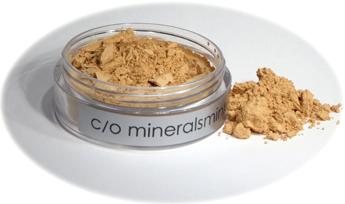c/o mineralsmink - Mineral Foundation (Bas) - Varm Solbrun 1