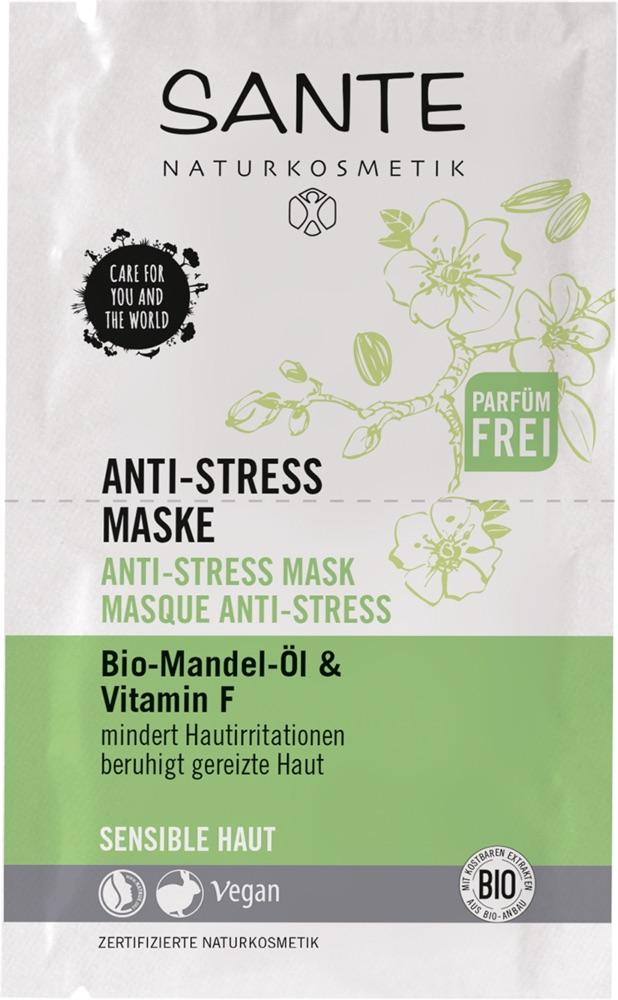 Sante - Anti-Stress Mask, 2x4 ml 1