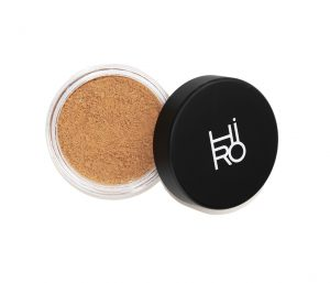 HIRO Cosmetics – Mineral Foundation Goldelicious, 6 g