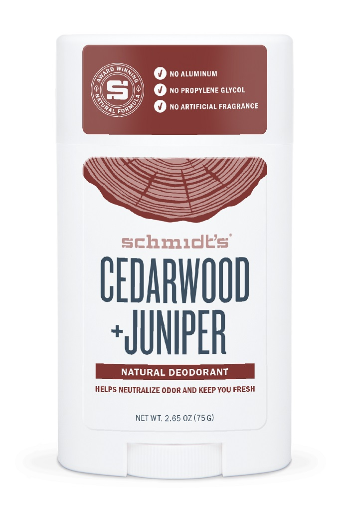 Schmidt's Naturals – Deodorant Cedarwood + Juniper Stick