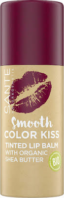 Lipbalm Smooth Color Kiss - Soft Plum 7 g