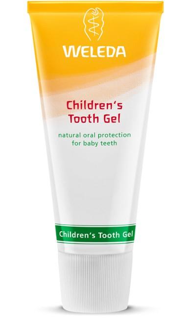 Weleda - Tandgel för Barn (tandkräm) Utan Flour, 50 ml 1