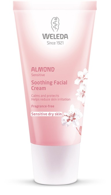 Weleda - Almond Soothing Facial Cream (känslig/torr hy), 30 ml 1