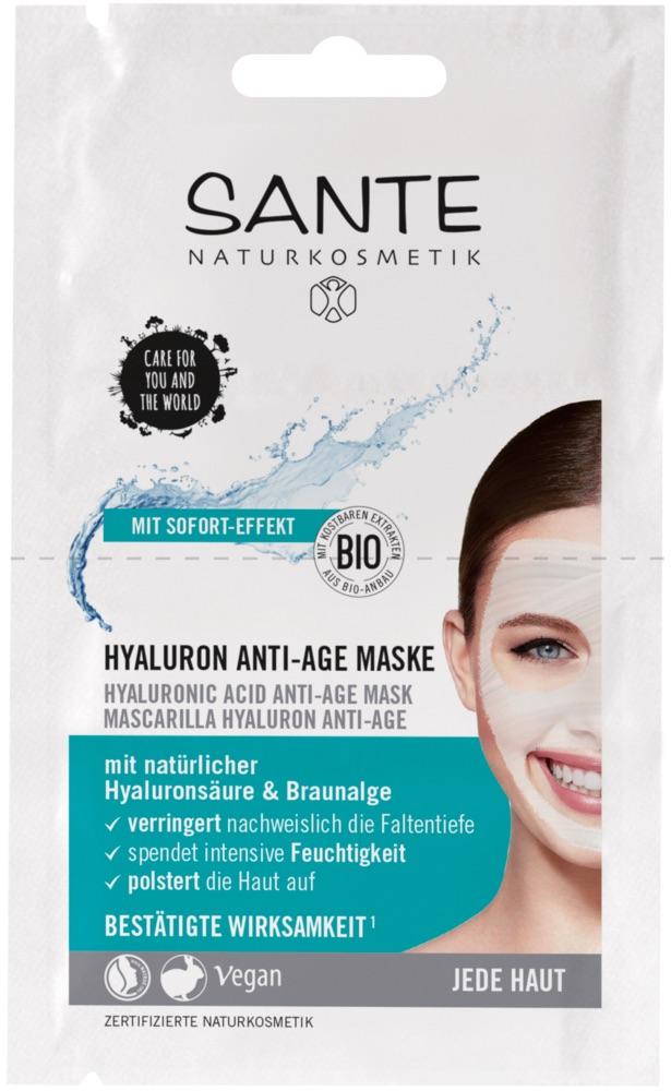Sante - Hyaluron Anti-Age Mask, 2.4 ml 1
