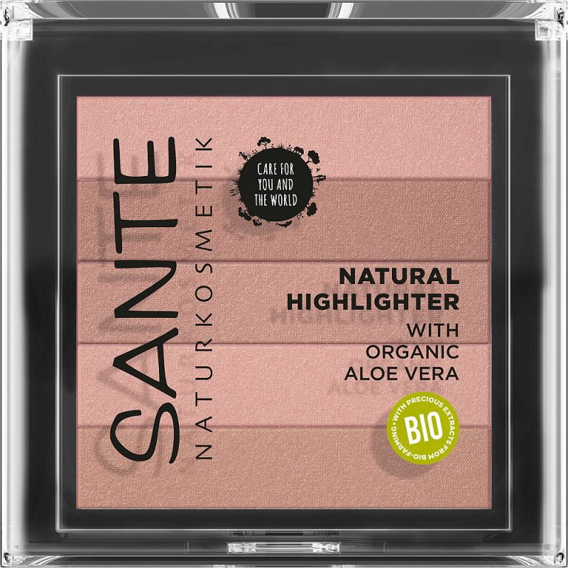 SANTE - Highlighter Beautifying 01 Nude, 7 g 1