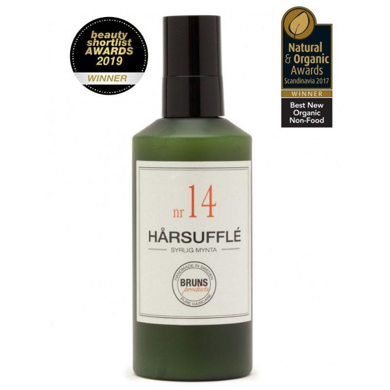 Bruns Products - Hårsufflé 14 Syrlig Mynta 1
