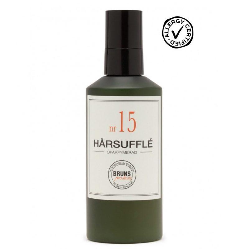Bruns Products - Hårsufflé 15 Oparfymerad 1