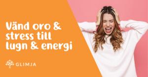 Vänd oro & stress till lugn & energi 3