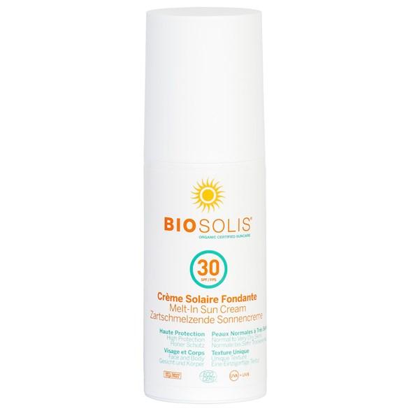 Biosolis - Melt-in Sun Cream SPF 30 1