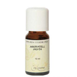 Eterisk Muskatell Salviaolja från Crearome