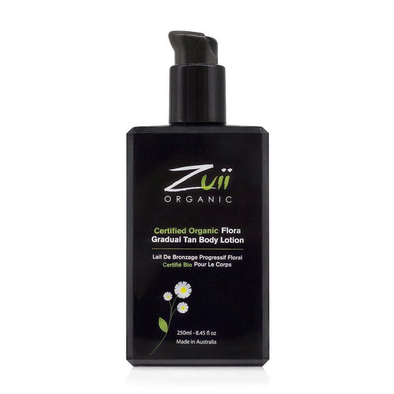 Zuii Organic - Gradual Tan Body Lotion, 250 ml 1
