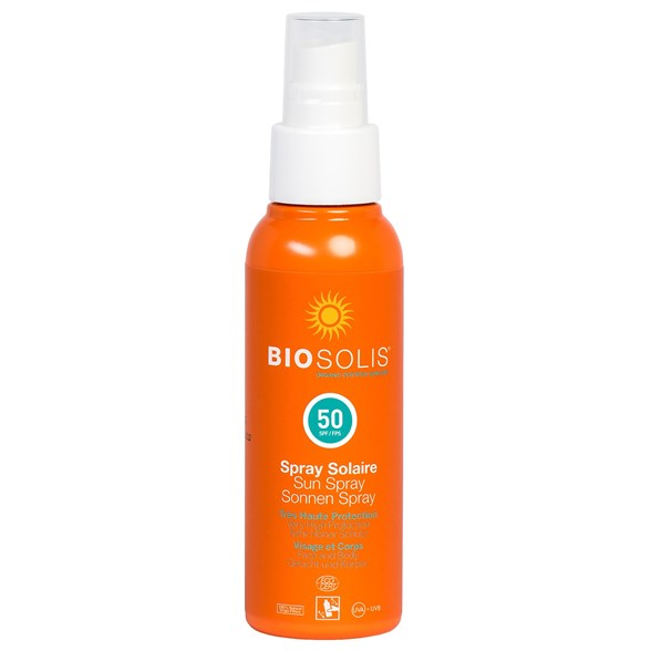 Biosolis Sun Spray SPF 50 1