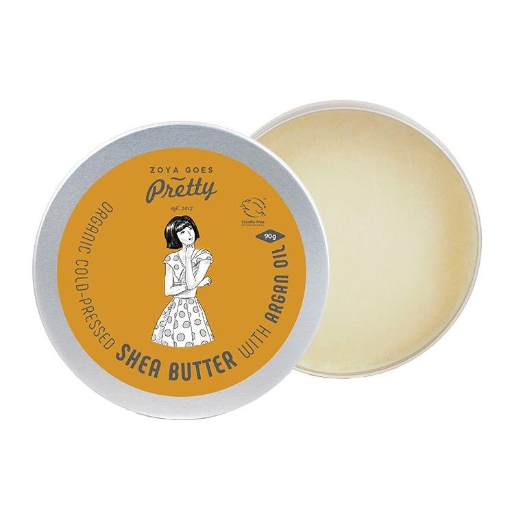 Zoya Goes Pretty - Shea Butter & Argan Oil 1