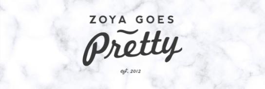 Zoya Goes Pretty