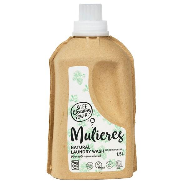 Mulieres Miljövänligt Flytande Tvättmedel Skog 1