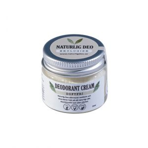 Ekologisk Deodorantkräm Doftfri – 15 ml