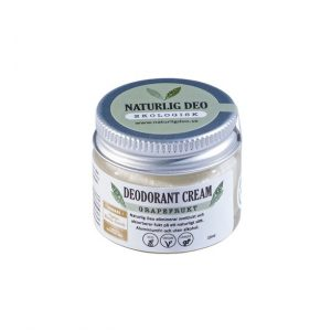 Ekologisk Deodorantkräm Kokos – 60 ml