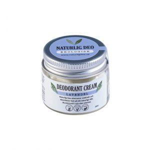 Ekologisk Deodorantkräm Lavendel – 15 ml