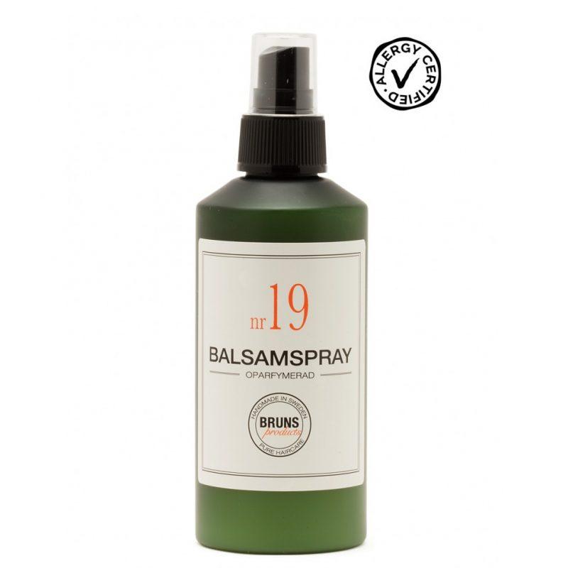 Bruns Products - Balsamspray 19 Oparfymerad, 200 ml 1
