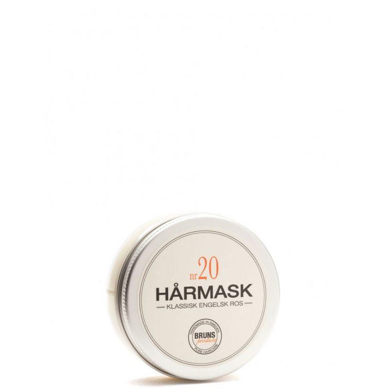 Bruns Products - Hårmask 20 Klassisk Ros, 50 ml 1