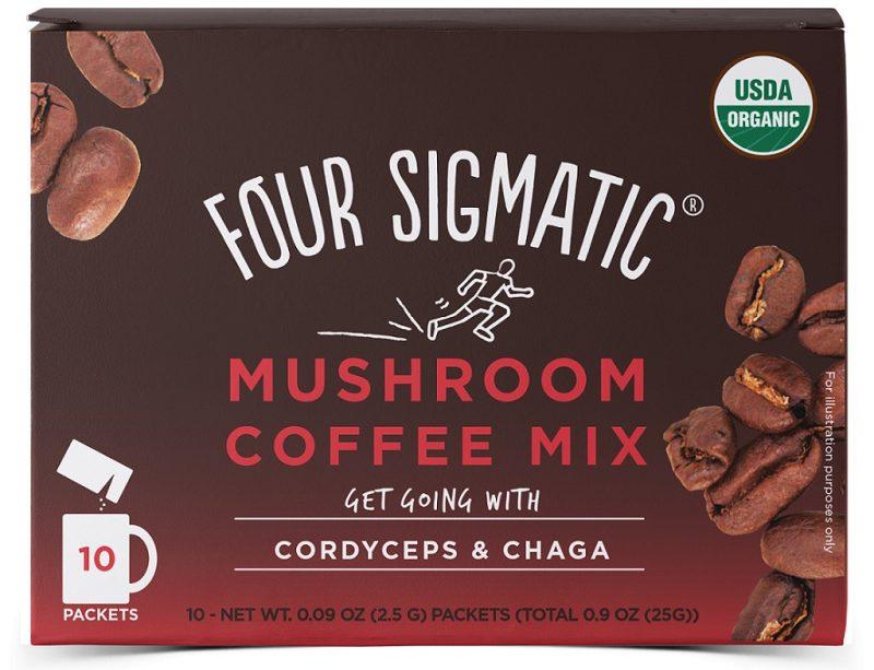 Mushroom Coffee Mix Cordyceps / Chaga 1