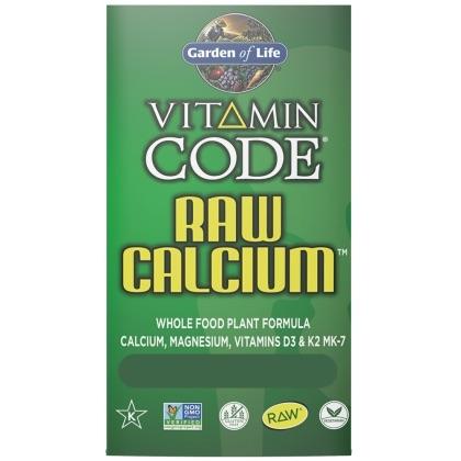 Vitamin Code RAW Kalcium 120 kapslar 1