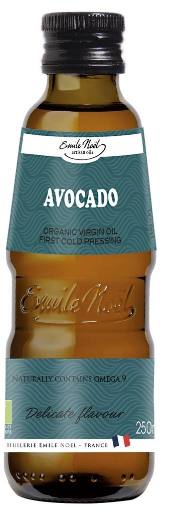Avokadoolja Grön - Ekologisk & Kallpressad 1